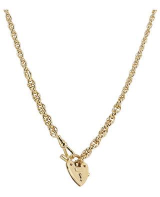 Goldene Halskette Locked GAS BIJOUX
