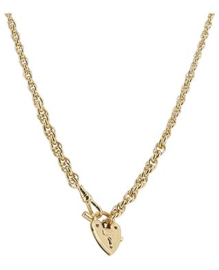 Collier or Locked GAS BIJOUX