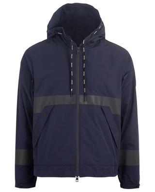Adour Giubotto hooded rain coat MONCLER