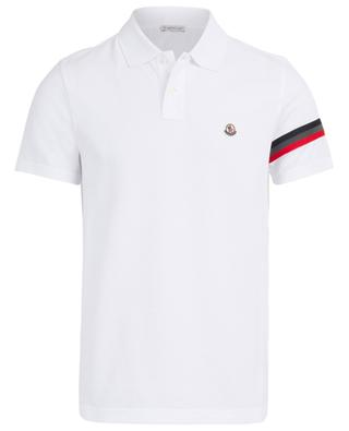 Cotton polo shirt MONCLER