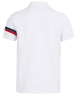Polohemd aus Baumwolle MONCLER