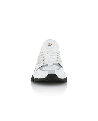 Sneakers im Wander-Look aus Mesh und Leder Trevor MONCLER