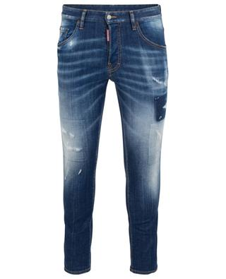 Distressed slim fit jeans DSQUARED2