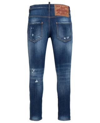 Slim-Fit-Jeans im Distressed-Look DSQUARED2