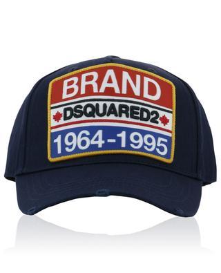 Casquette en coton 1964-1995 DSQUARED2