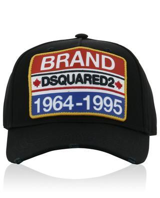 1964-1995 cotton baseball cap DSQUARED2