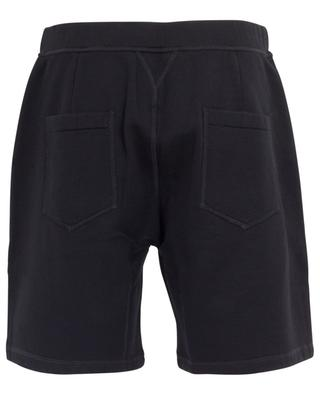 Icon print lined cotton shorts DSQUARED2