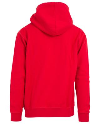 Icon printed hooded sweatshirt DSQUARED2