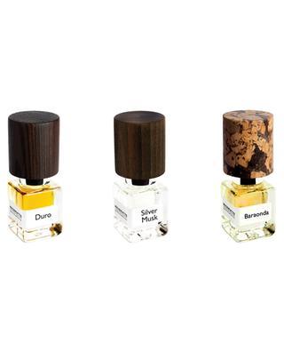 Set mit drei Miniaturen TTO NASOMATTO