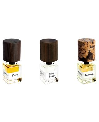 TTO set of three miniatures NASOMATTO