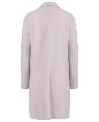 Allison lightweight straight fit virgin wool coat BONGENIE GRIEDER