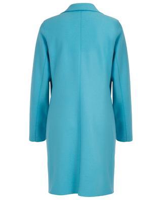 Manteau droit léger en laine vierge Allison BONGENIE GRIEDER