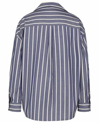 Libano loose striped cotton shirt WEEKEND MAXMARA