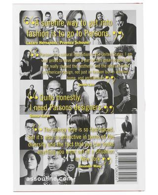 Kunstbuch The School Of Fashion 30 Parsons Designers ASSOULINE