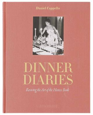 Dinner Diaries coffee table book ASSOULINE