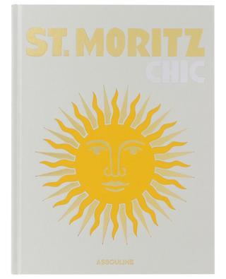 Beau livre St. Moritz Chic ASSOULINE