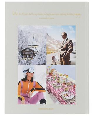 St. Moritz Chic coffee table book ASSOULINE