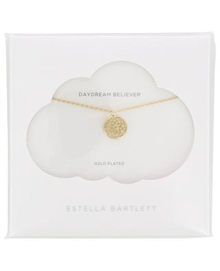 Dreamcatcher gold plated necklace ESTELLA BARTLETT