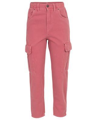 Tineborow pink boyfriend cargo spirit jeans AMERICAN VINTAGE