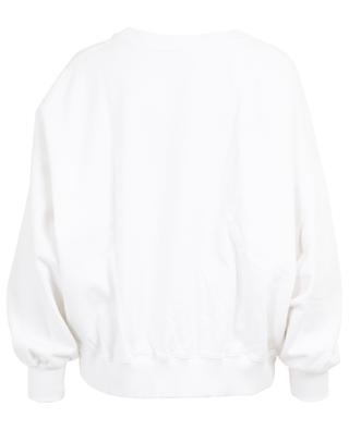 Large sweat-shirt en coton Wititi AMERICAN VINTAGE