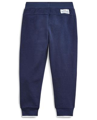Pantalon de jogging chiné brodé Pony POLO RALPH LAUREN