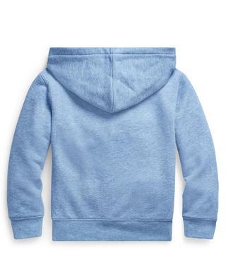 Sweat-shirt zippé à capuche logo bouclette POLO RALPH LAUREN