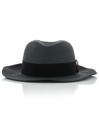 Chapeau tressé en papier mélangé GI'N'GI