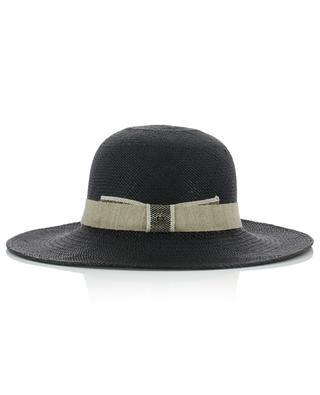 Chapeau tressé GI'N'GI