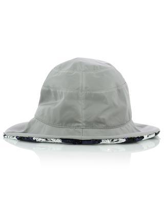 Hut aus Nylon mit Paillettenstickereien GI'N'GI