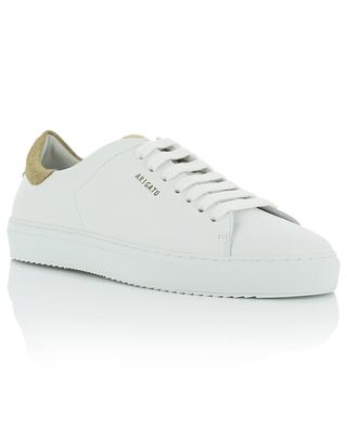 Clean 90 leather sneakers with glitter details AXEL ARIGATO