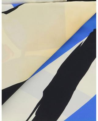 Foulard en soie imprimée Iconic Mireille BE PARISIAN