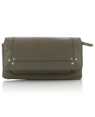 Charly textured leather shoulder bag JEROME DREYFUSS