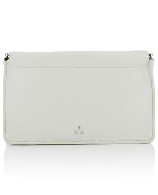 Clic Clac textured leather clutch JEROME DREYFUSS