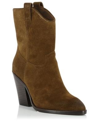 Elvis Bis leather ankle boots ASH