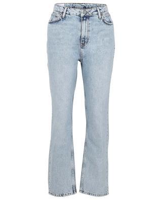 Jeans mit hoher Taille und weitem Bein Remy 90's Wash 10.11 STUDIOS