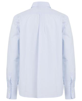 Annika cotton poplin shirt LIS LAREIDA
