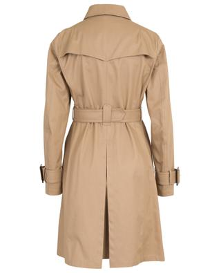 Cotton blend trench coat HERNO