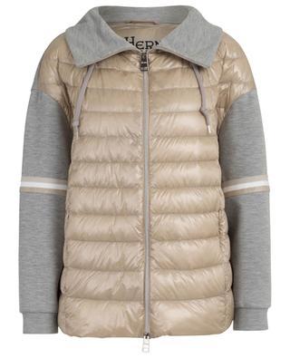 Gesteppte Jacke aus Baumwollmix HERNO