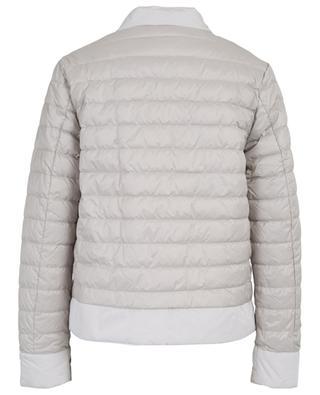 Lightweight reversible down jacket JAN MAYEN