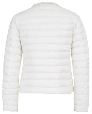 Light embroidered down jacket JAN MAYEN