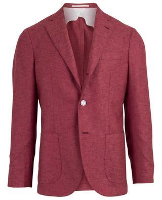 Jimmy silk and cashmere blend blazer BARBA