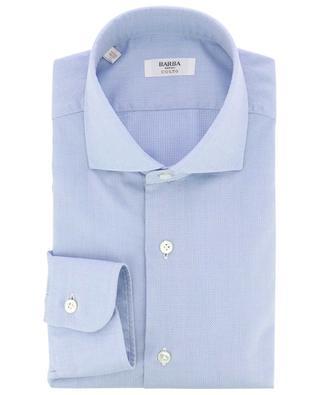 Hemd aus Baumwolle mit Print BARBA