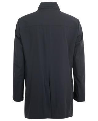 Hektor-KN raincoat with concealed hood MOORER