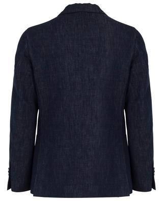 Anzug aus Baumwolle und Leinen LARDINI