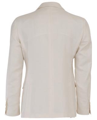 Anzug aus Seide, Leinen und Baumwolle Drop 7REG LARDINI