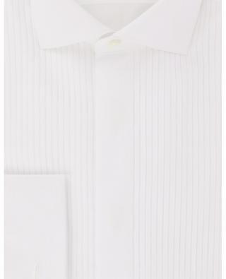 Hemd mit Latz aus Baumwolle Fabio LUIGI BORRELLI