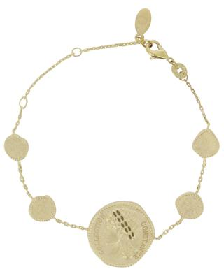 Cléopâtre gold plated bracelet COLLECTION CONSTANCE