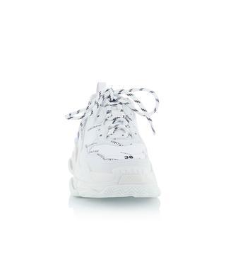 Triple S leather sneakers BALENCIAGA