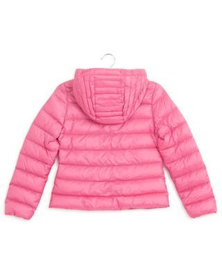 Gycine hooded adjustable down jacket MONCLER