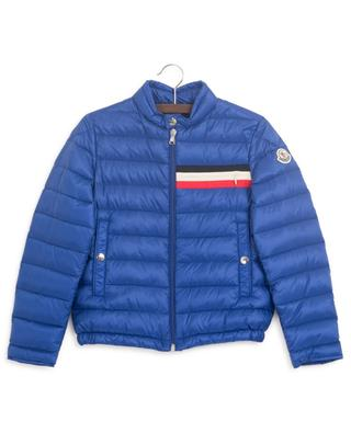 Yeres lightweight down jacket with tricolour grosgrain MONCLER